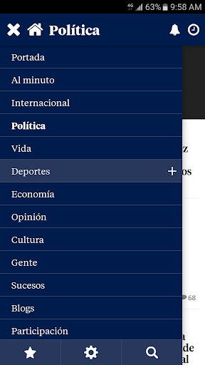 La Vanguardia screenshot 4