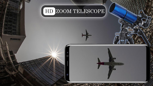Mega Zoom Telescope HD Camera screenshot 9