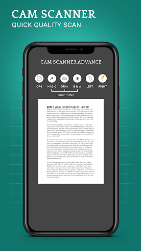 CamScanner -Document Scanner & PDF Creator screenshot 4