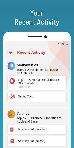 Bright Tutee :Learning & Study App for Class 9 &10 screenshot 8