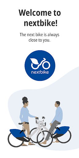 nextbike screenshot 1
