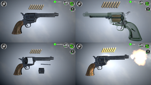 Weapon stripping screenshot 3